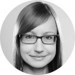 Workshopmoderatorin Katharina Scholz